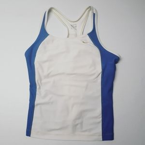 Nike Athletic Sports Top W Built In Sports Bra